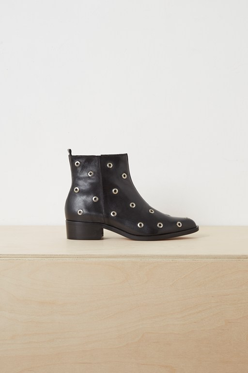 Complete the Look Valera Eyelet Ankle Boots
