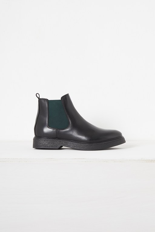 Complete the Look Nora Crepe Sole Chelsea Boots
