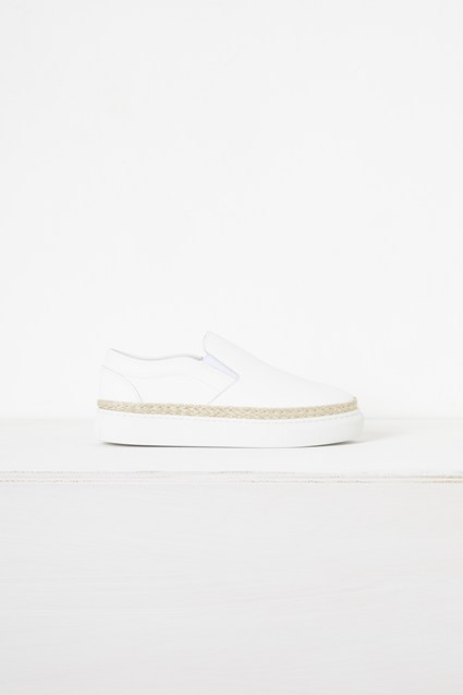 Remi Slip On Espadrille Trainers