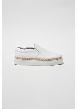 Remi Leather Espadrille Trainer