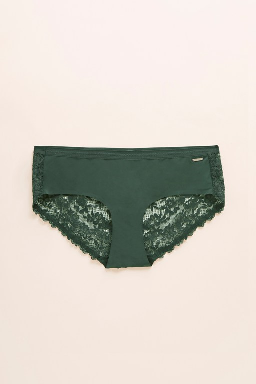 signature lace hipster briefs