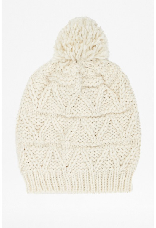 Tabitha Bobble Hat