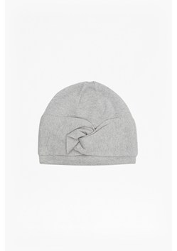 Doreen Twist Bow Beanie Hat
