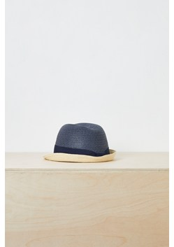 Bayonne Block-Colour Trilby