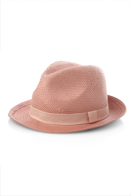 Pop Woven Trilby