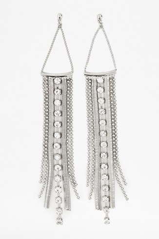 Chain Drop Earrings