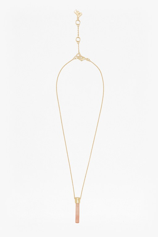Complete the Look 20 Inch Tube Pendant Necklace