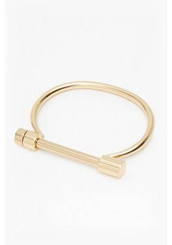 Geo Screw Bar Bracelet