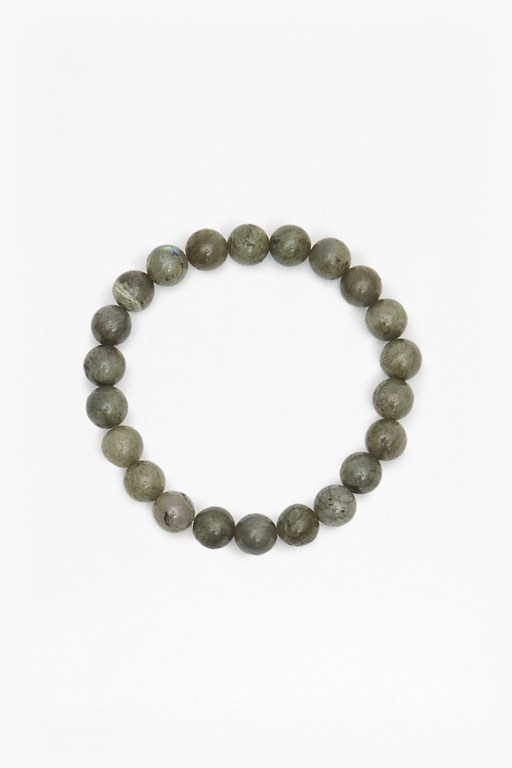 Complete the Look Semi Precious Stone Beaded Bracelet