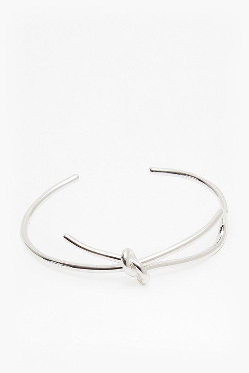Complete the Look Core Looped Knot Cuff Bracelet