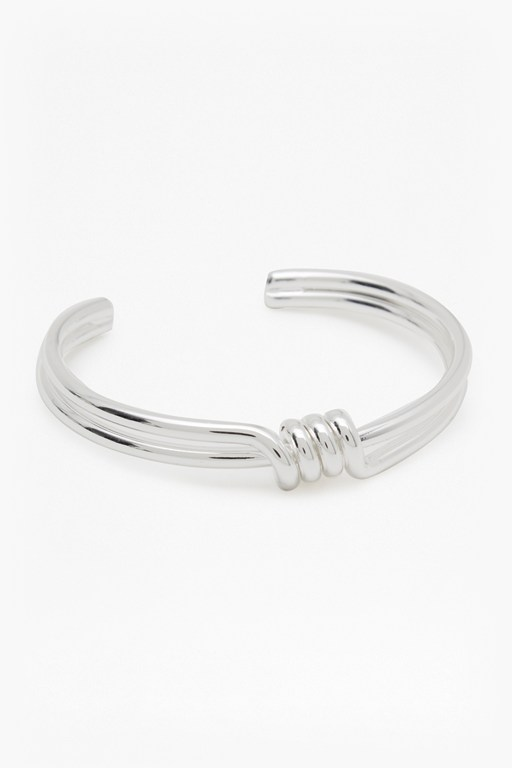 Complete the Look Core Chunky Twist Cuff Bracelet