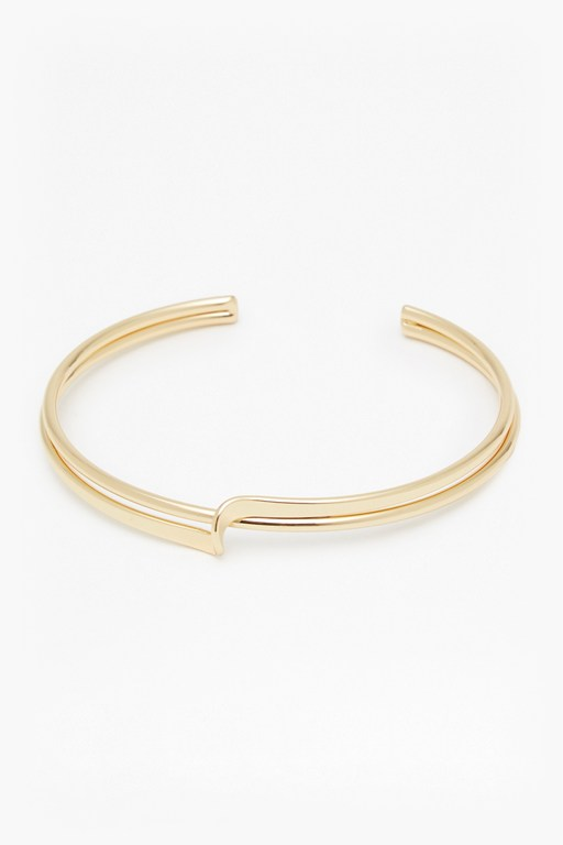 Complete the Look Core Squiggle Cuff Bracelet