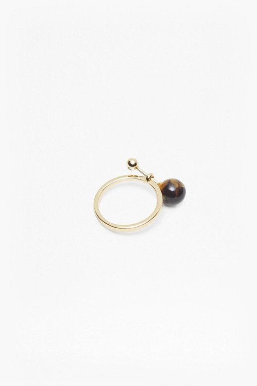 Complete the Look Pendulum Ball Ring