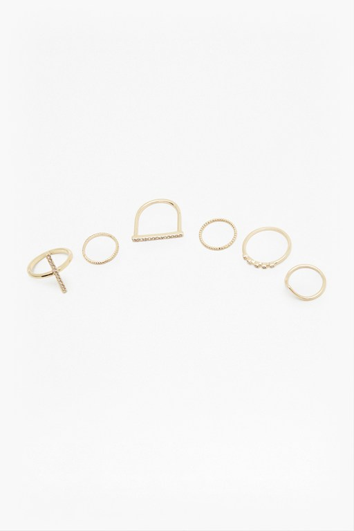 Complete the Look Dream Multi Rings