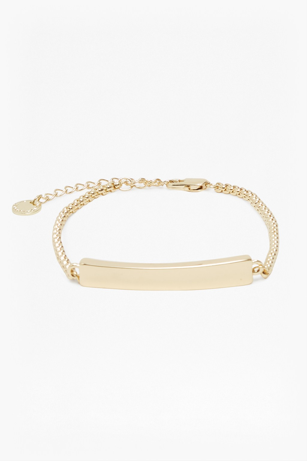 French Connection T-Bar Chain Cuff yH4zq
