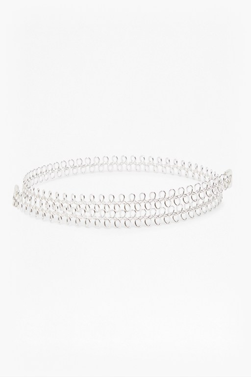 braided wire choker