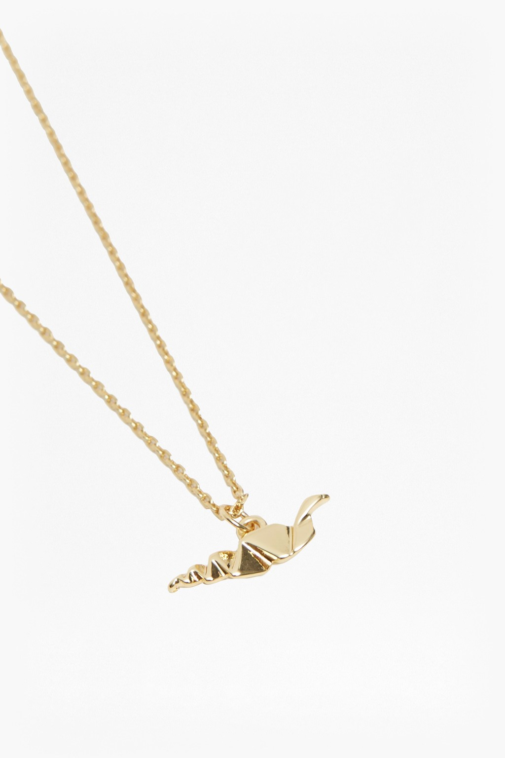 Origami zodiac necklace collections french connection loading images aloadofball Images