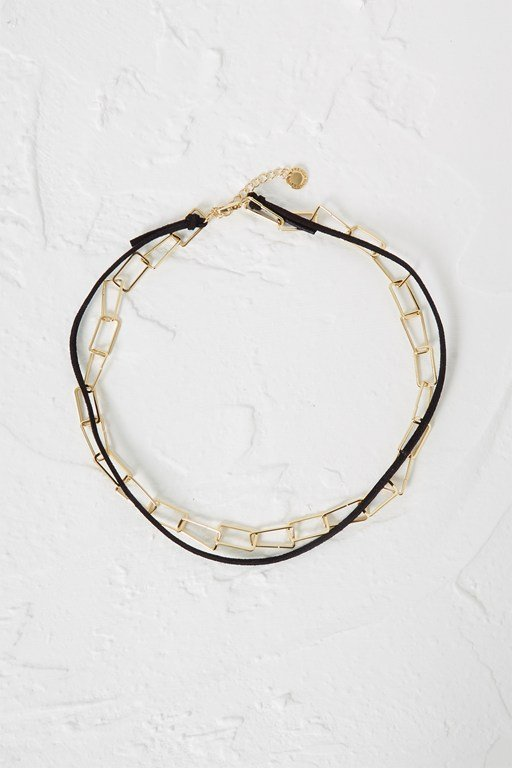 Complete the Look Core Geo Choker