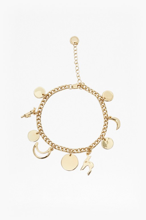 Complete the Look Charm Bracelet