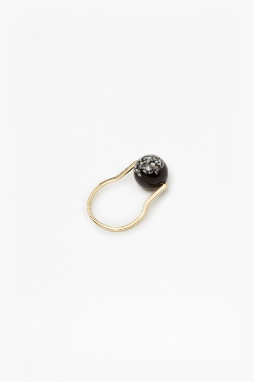 geo resin ball ring
