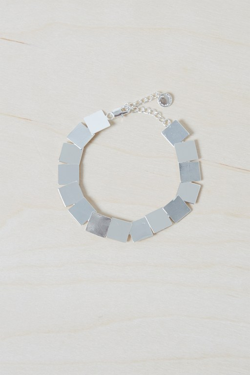 Complete the Look Geo Square Bracelet