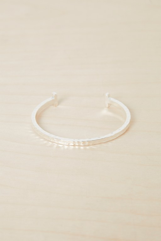 Complete the Look Textured T-Bar Bracelet