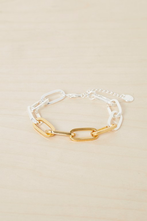 Complete the Look Core Link Bracelet