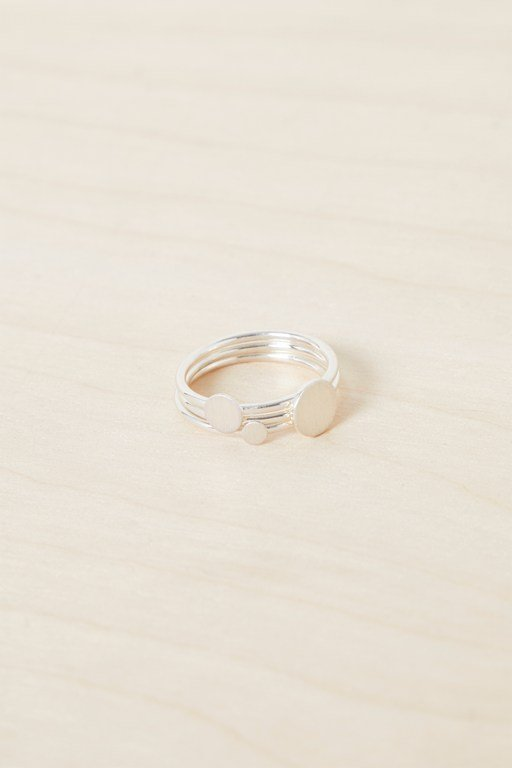 Complete the Look Core Dot Ring
