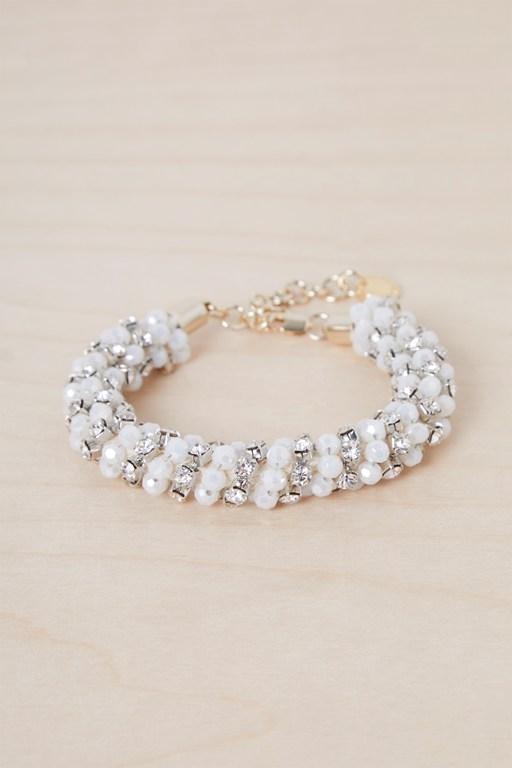 Complete the Look Cluster Sparkle Bracelet