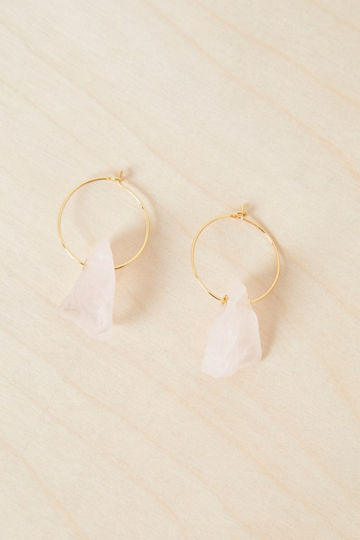 Complete the Look Precious Stone Earrings