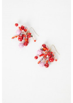 Semi Precious Beaded Earrings