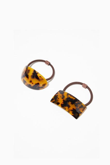 Resin Hair Bands 2 Pack