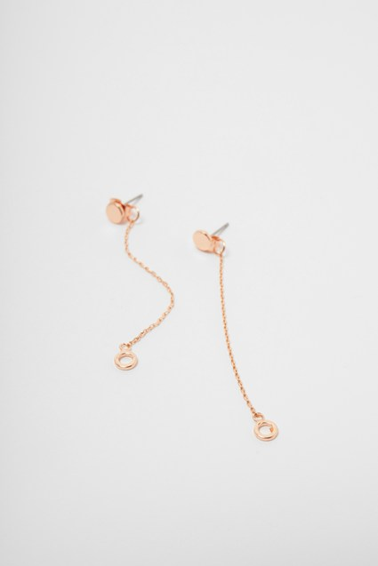 Core Chain Earrings