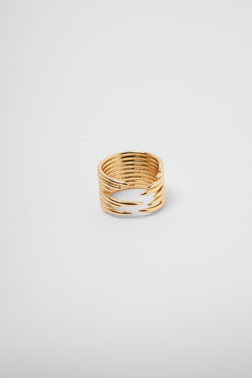 Complete the Look Tubular Stacked Ring