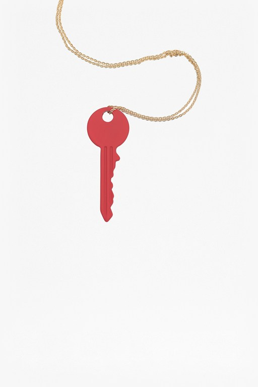 Complete the Look Key Chain Necklace