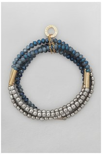 Sparkle Bead Stretch Bracelet