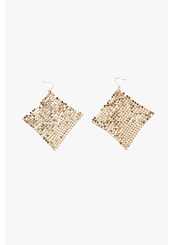 Mesh Drop Earrings