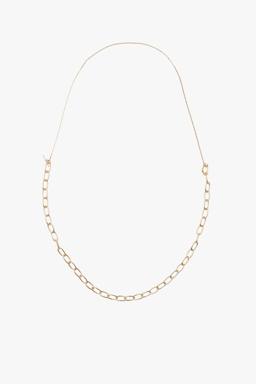 Complete the Look Double Chain Necklace