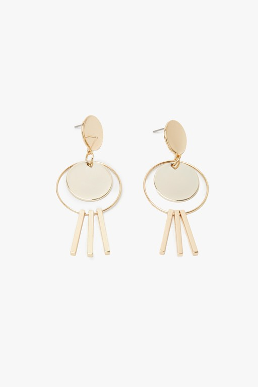 Complete the Look Ecuse Loop Earrings