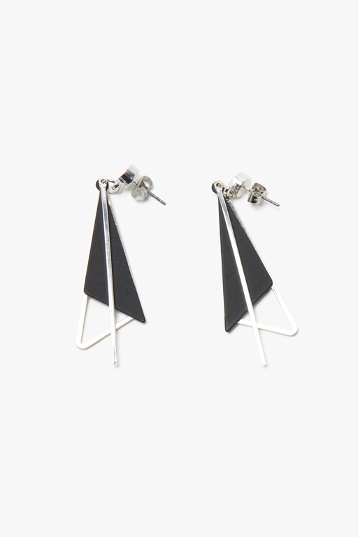 Complete the Look Triangle Earrings