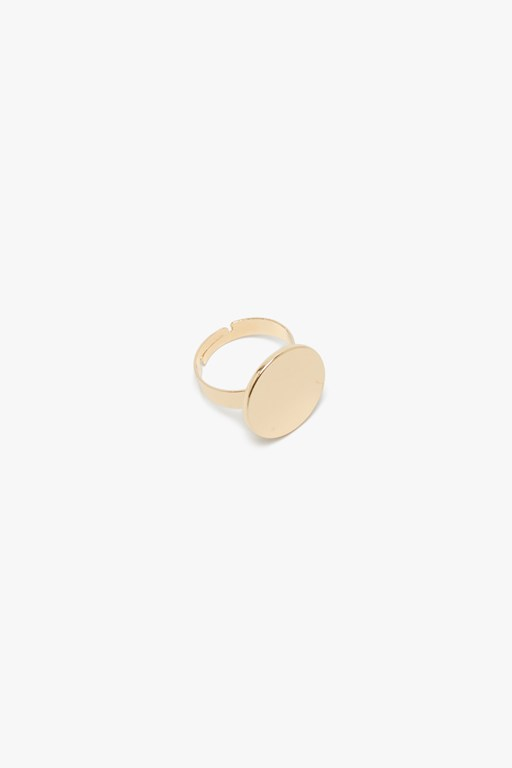 Complete the Look Disc Ring