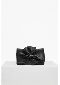 Becca Bow Faux Leather Wallet