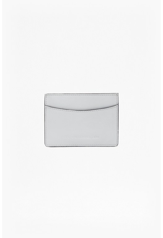 Core Faux Leather Card Holder