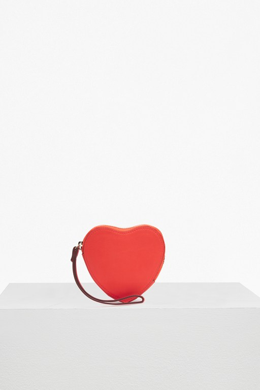 core heart coin purse