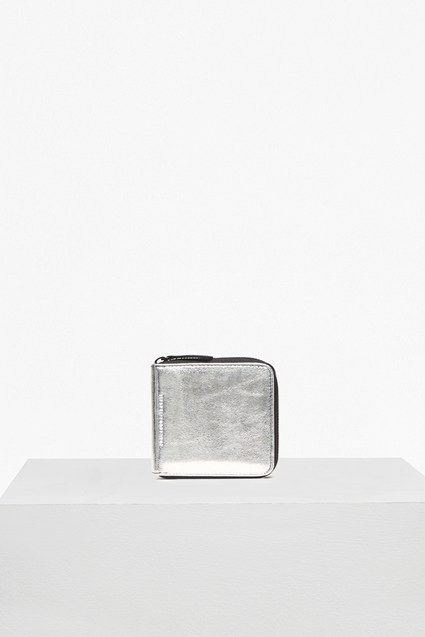 Contemporary Side Zipped Wallet