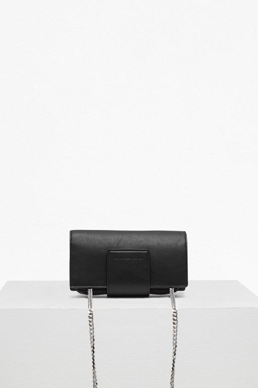 Complete the Look Clean Minimalism Mini Chain Strap Bag