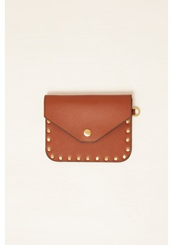 Ola Recycled Leather Envelope Cardholder