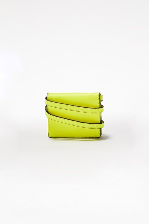 Complete the Look Ines Neon Cardholder