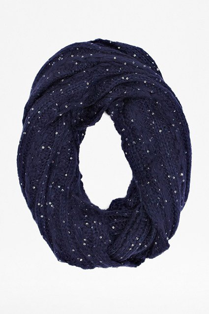 Elsie Sequinned Snood