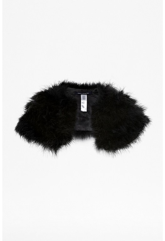 Russia With Love Faux Fur Stole